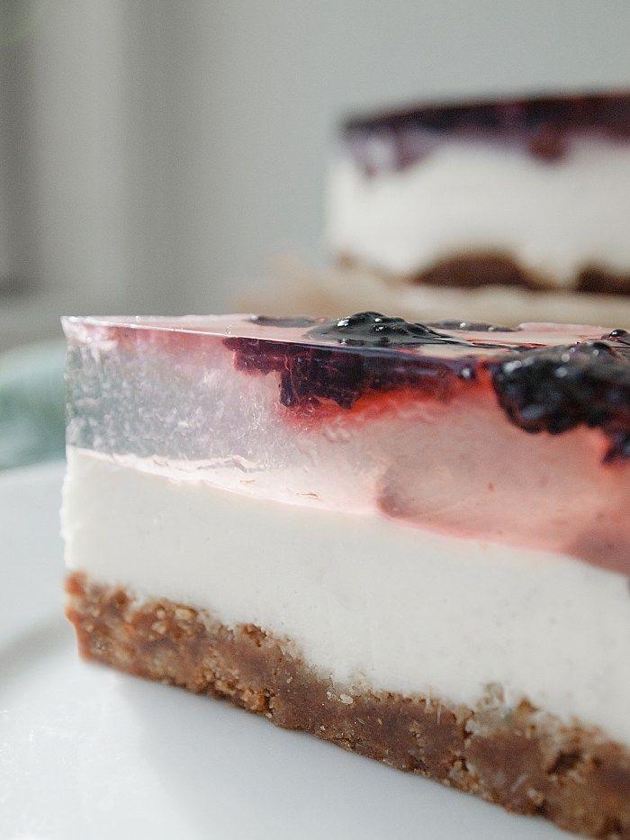gin & tonic cheesecake