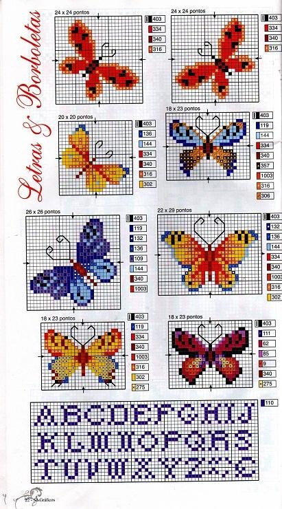 Gallery.ru / Фото #1 - 253 - Yra3raza good patterns but not in English