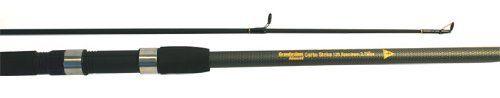 'Carbo Strike' 12ft Specimen Carbon Composite Carp Rod. 2.75lbs T.C. by Garbo Strike. 'Carbo Strike' 12ft Specimen Carbon Composite Carp Rod. 2.75lbs T.C.