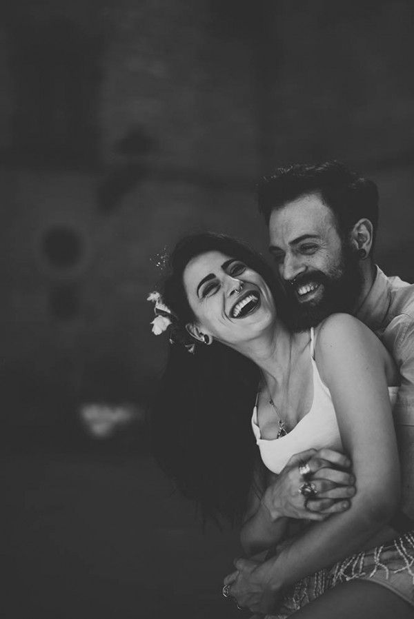 Edgy Spanish Engagement Shoot in Barcelona | Dallas Kolotylo Photography