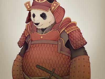 Ninja Panda