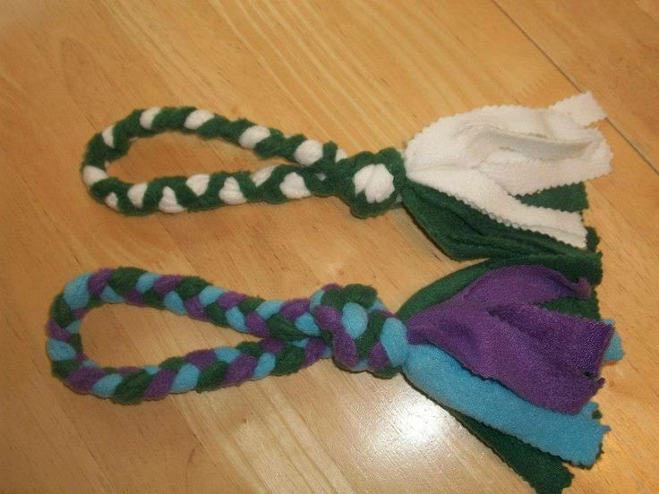 'Karma Dog Fleece Toys'~Hand Made with Love in the Weave, are dog tested to be super durable, machine washable & are made by two young Karma Girls & their Yogini/Dog Walking Mom. Started to help raise funds for a dog in need,  donate a portion of all sales to help rescue dogs & love working with FMHR in their efforts to help save One Dog at a Time! Wishing you always, Peace, Love and Good Karma!  Karma Fleece Loops: Medium ~ $7 Large ~ $9  *Orders, goodkarmadogs@yahoo.ca
