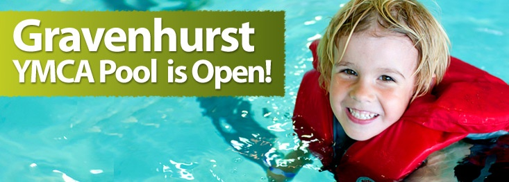 Come check out the Gravenhurst YMCA's new pool!