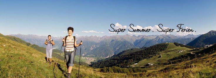 Ihr Ferienort Serfaus liegt auf einem Hochplateau über dem Tiroler Inntal, umrahmt von den mächtigen Bergen der Samnaungruppe und den Ötztaler Alpen. Erstklassige Wander- und Bergsportangebote wie Biking, Rafting, Nordic Walking, Canyoning uvm. warten auf Sie. 3, 4 o. 7 Nächte im 4* Hotel mit SUPER. SOMMER. CARD.