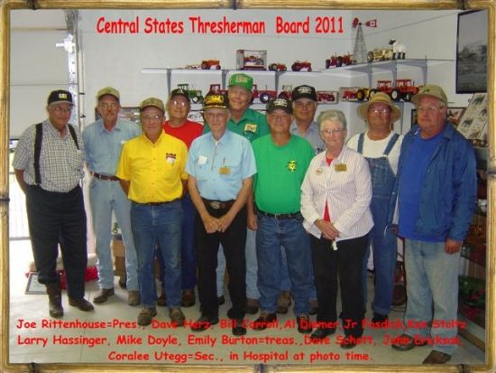 Step back in time at the Central States Thresherman's Reunion, held anually over Labor Day weekend. Come see and experience traditional even...