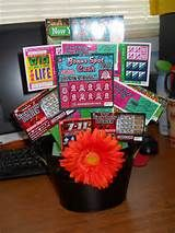27 best Lottery Ticket Gift Ideas images on Pinterest | Basket ...