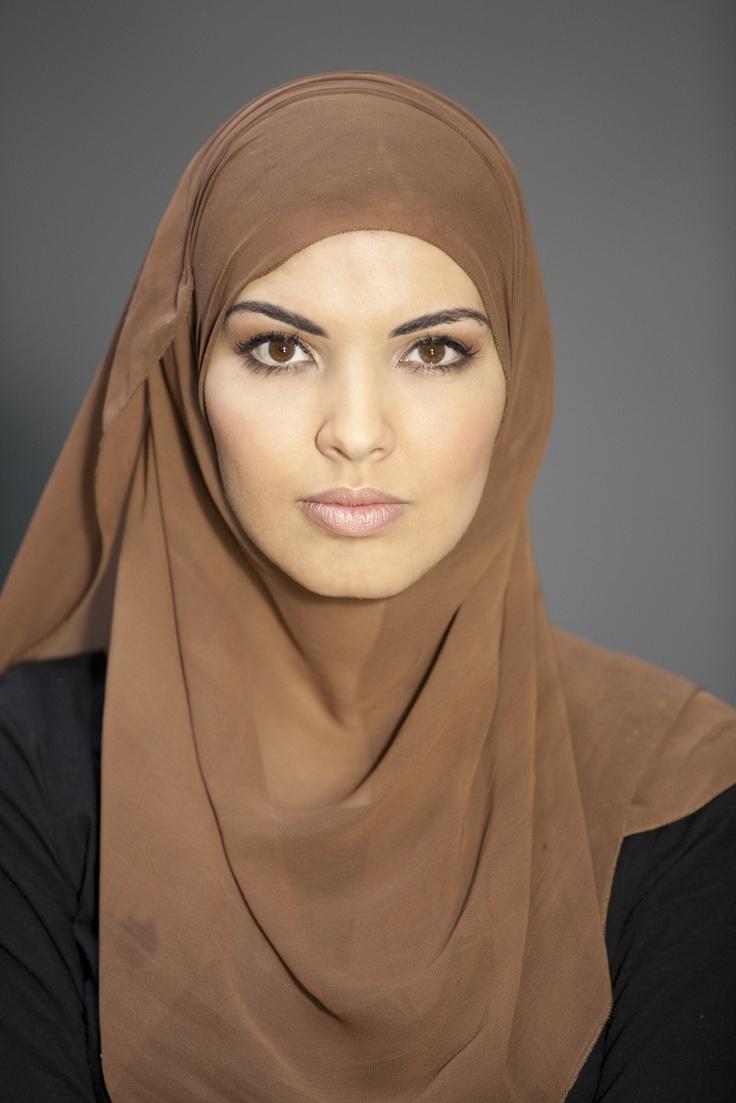17 Bedste Ider Til Hijab Instruktioner P Pinterest Hijabmode