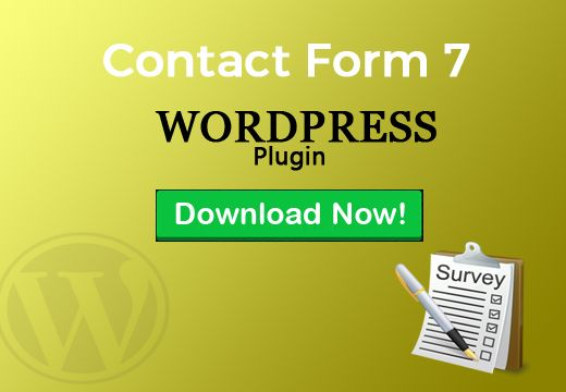 Today's #Freebies - Contact Form 7 #Contact #Form 7 can manage #multiple contact #forms, #plus you can customize the form & the mail #contents #flexibly with simple #markup. For more visit us!