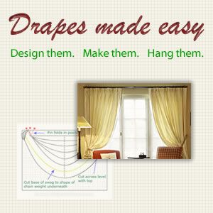Valance window treatments give you the opportunity to have unique designs for your drapery. Find out the options here, and how you can make your own valances.