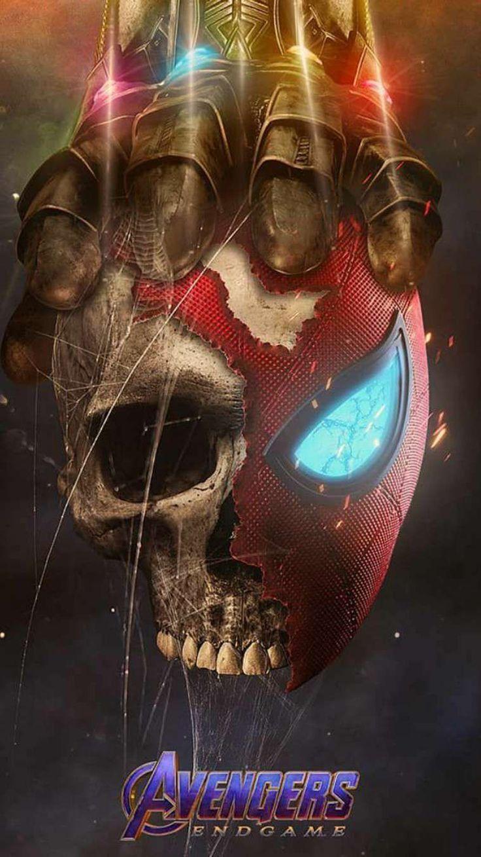 Thanos Vs Spidey IPhone Wallpaper Iphone wallpaper 10