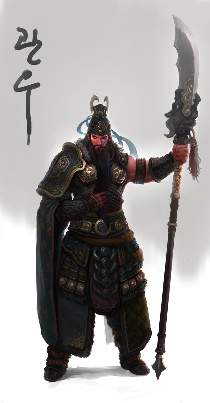 "General Han Xin ""The blade of divine hatred"". The general tasked with finding Eldor Gardarian and having him executed for his crimes. Also has a furious hatred of all monk orders that do not directly obey the Emperor's rules and edicts. It is rumoured that he consorts with Kuei-kin (vampires), demons, devils and other evil beings."