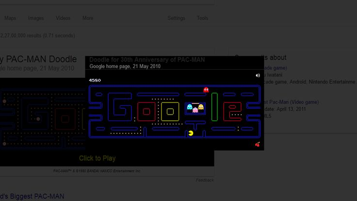 these top 10 Hidden Google Games are still popular, for fun you should play these games, every internet users love playing Google games.