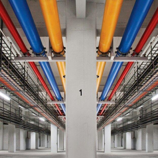 Google Plant Room