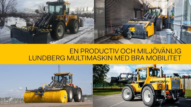 Lundberg multimaskin