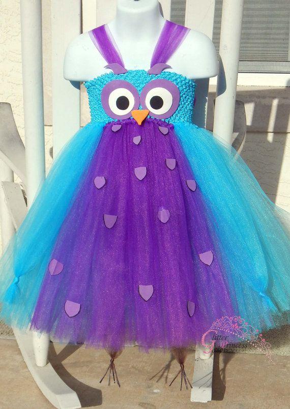 61 best owl costume images on pinterest owl costumes carnivals owl halloween costume tutu dress owl by glitterprincessgalo2 solutioingenieria Images