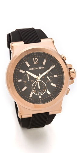 Marc Jacobs watch Dylan Rose gold