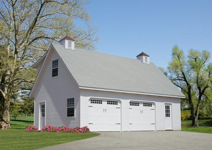 Best 25 prefab garages ideas on pinterest prefab garage for Prefabricated carriage house