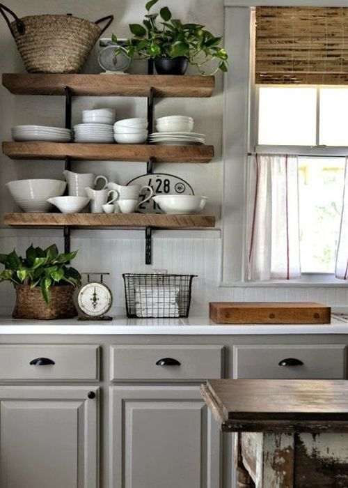 Inspiration for a contemporary country kitchen | Temple & Webster blog