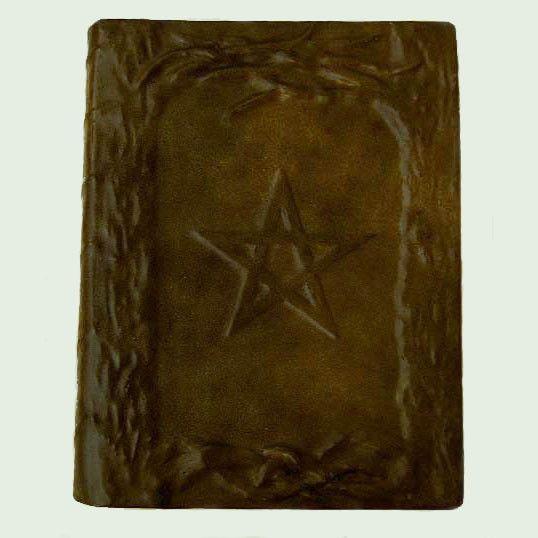 "Купить Книга теней ""Лес"" - гримуар, книга теней, блокнот для записей, книга для записей"