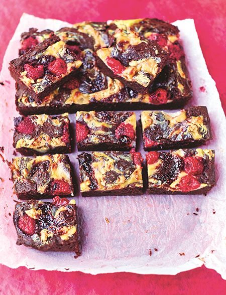 Peanut Butter And Jelly Brownies: Jamie's Comfort Food | Penguin Books New Zealand