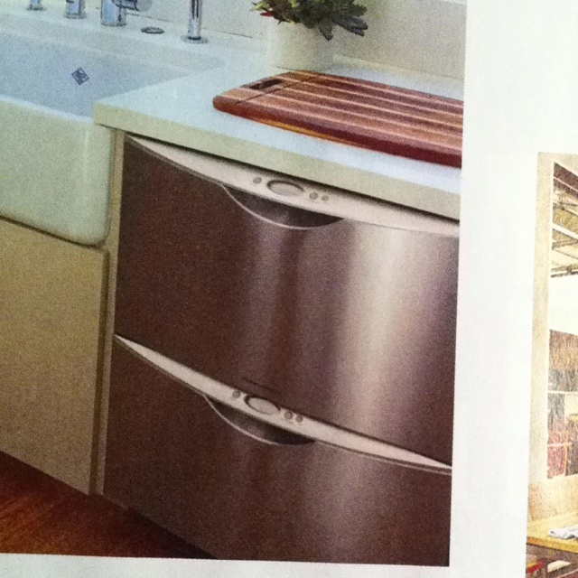 Two Drawer Dishwasher Kitchen Pinterest Dishwashers