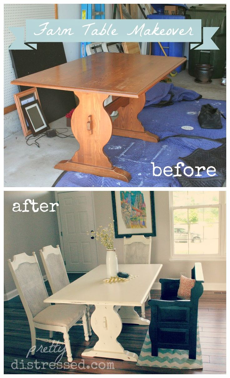 17 best images about furniture painting before after on for Annie sloan chalk paint kitchen cabinets before and after