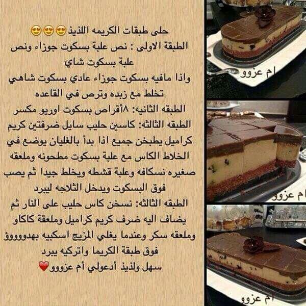 Oum Walid: طبخات مصورة