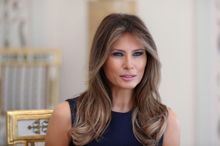 Melania Trump threatens Slovenian English Language School over a billboard using her image and mocking her English-speaking skills with