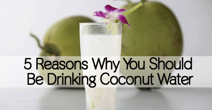 Coconut water is getting a lot of credit out there for being one of the best drinking options for people trying to maintain a healthy lifestyle – and it should. Along with coconut oil, these...