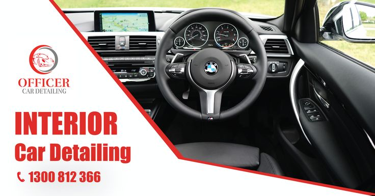 Don't settle for anything less than a complete interior car detail service. We provide Melbourne's best interior detailing service, if we can't fix no one can! We can bring your car interior back to near new. #InteriorCarDetailing #CarDetail