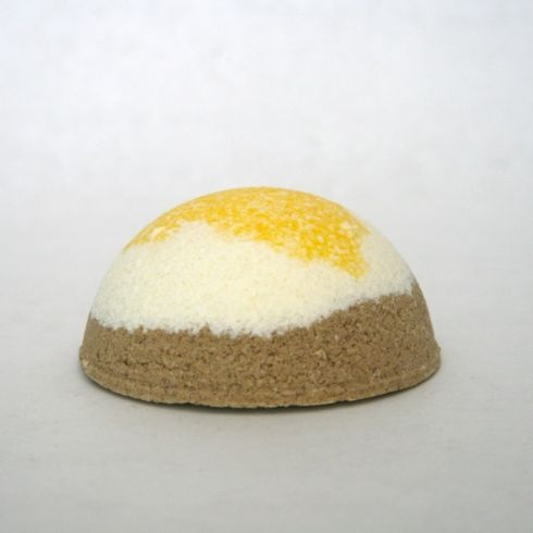 Easter Creamsicle Bath Bomb www.lalasoap.com $3.00  Essential Oils of Vanilla, Bergamot & Blood Orange with Raw African Cocoa Butter & Heliocarrot Oil