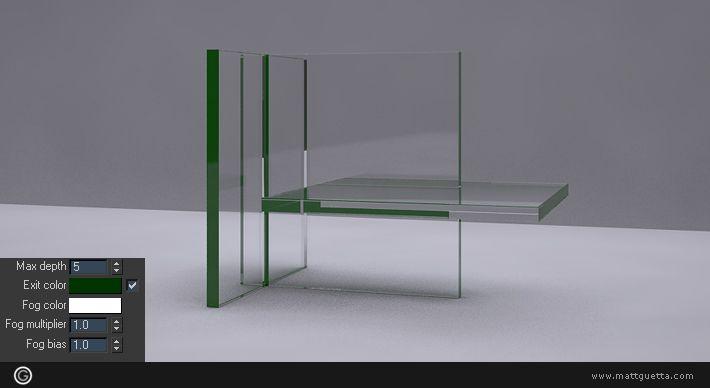 vray glass fog colour values matlib pinterest. Black Bedroom Furniture Sets. Home Design Ideas