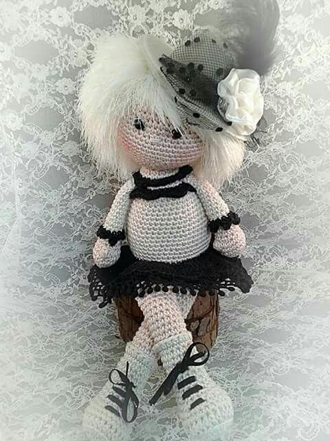 97 best Amigurumi \'n more - Puppen Steampunk,Gothic,Punk,Mangastyle ...