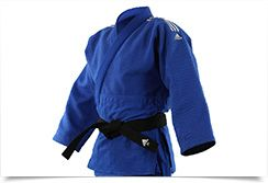Buy Now your Millenium Kimono J990B in Blue by Adidas on DragonSports, for demanding practitioners, more products on our website