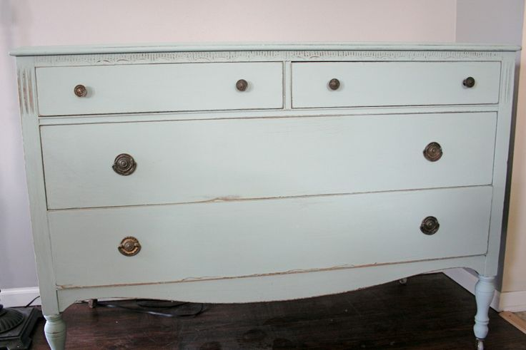 39 best images about chalk paint on pinterest vintage dressers blue