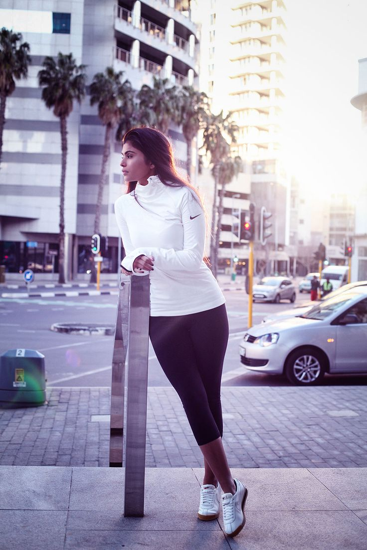 Baked The Blog » Blog Archive » Off Duty Look | Nike