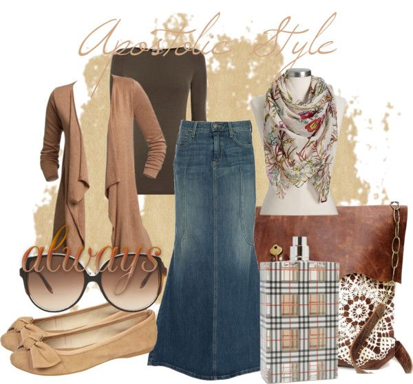 """Always Apostolic Style"" by emmyholloway on Polyvore                           ----I found this with this tag... how amazing?!"