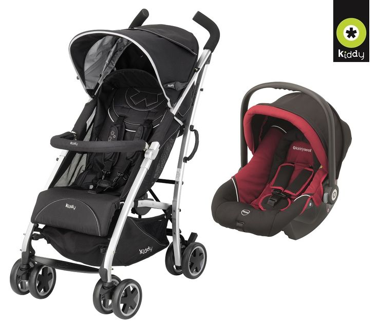 Kiddy Nest Cityn Move Seyahat Sistemi(Travel Set) Rumba/Phantom :: SÜREKLİ UYGUN
