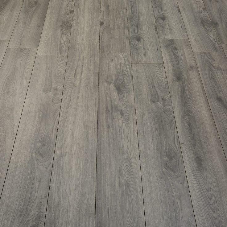 Loft - Dark Grey Laminate Flooring