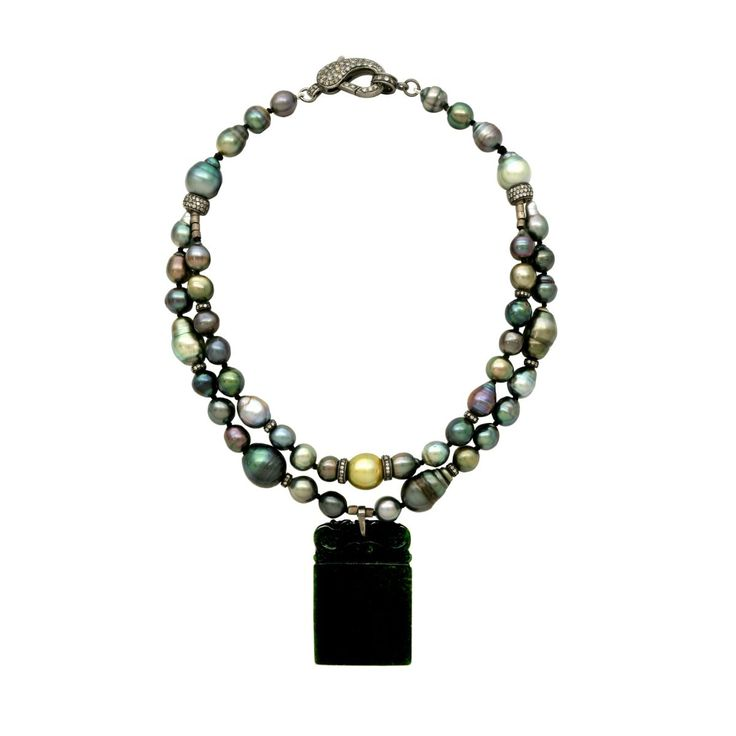 Elyria Jewels :: Garuda Necklace.  ooooooohhhhh!