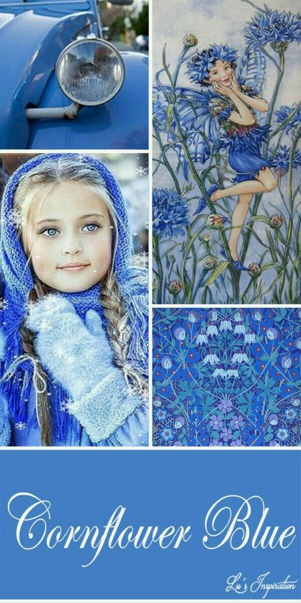 Shades of Blue how we love you! ~ Loved by Danyka Collection ~