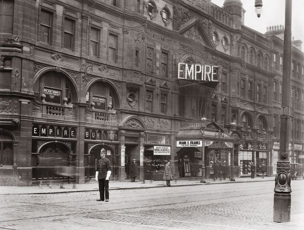Empire Theatre, Glasgow.