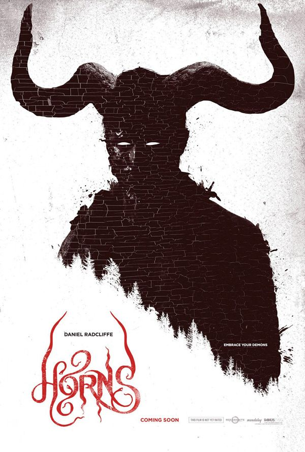 Welcome to october movies & tv 2017! Now watching on SyFy: Horns