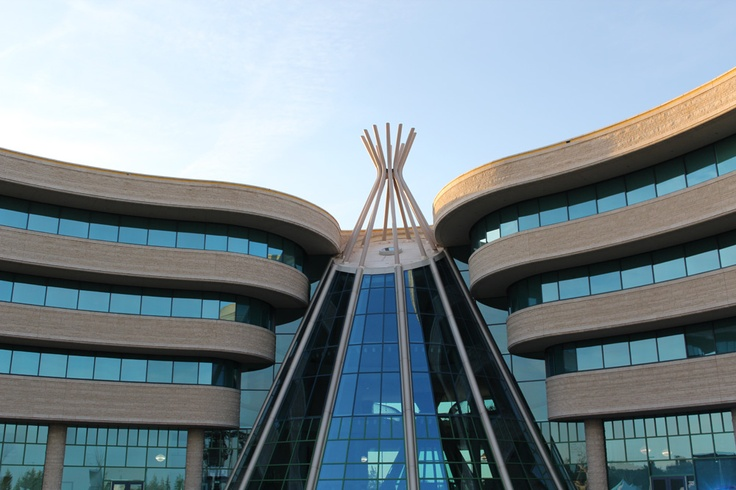 First Nations University of Canada - Regina, Saskatchewan  Hosts ADL 2012  Stunning!~