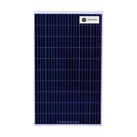 Panneau I'M PREMIUM 260P | Alma Solar® N°1 des panneaux solaires