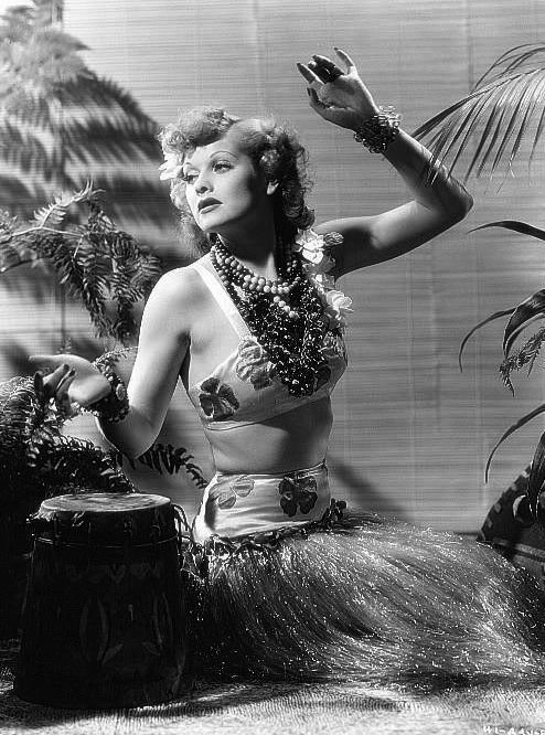 Lucille Ball - Dance Girl Dance - 1940's
