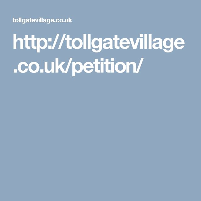 http://tollgatevillage.co.uk/petition/
