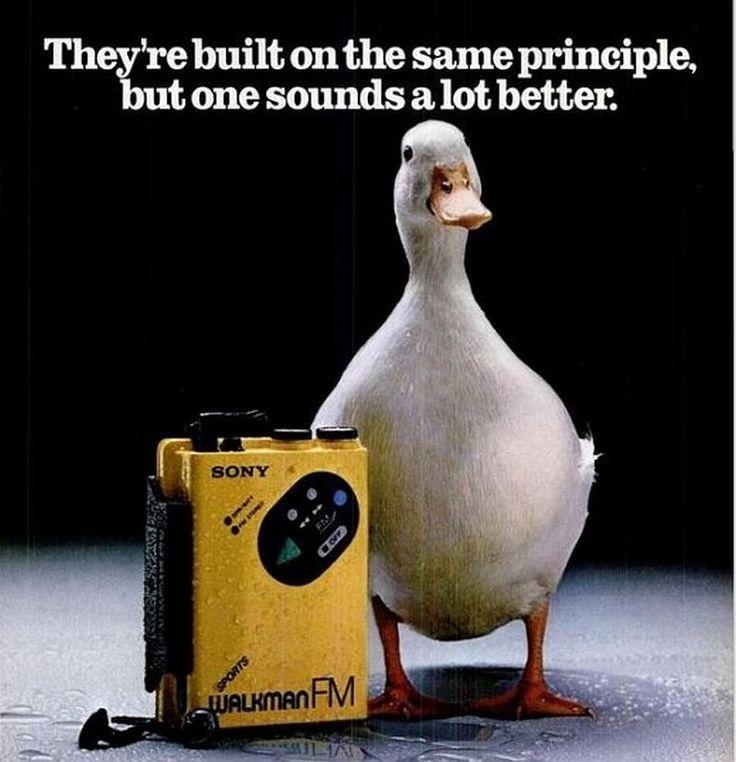 Yellow Submarine SONY Sports Walkman www.1001hifi.com
