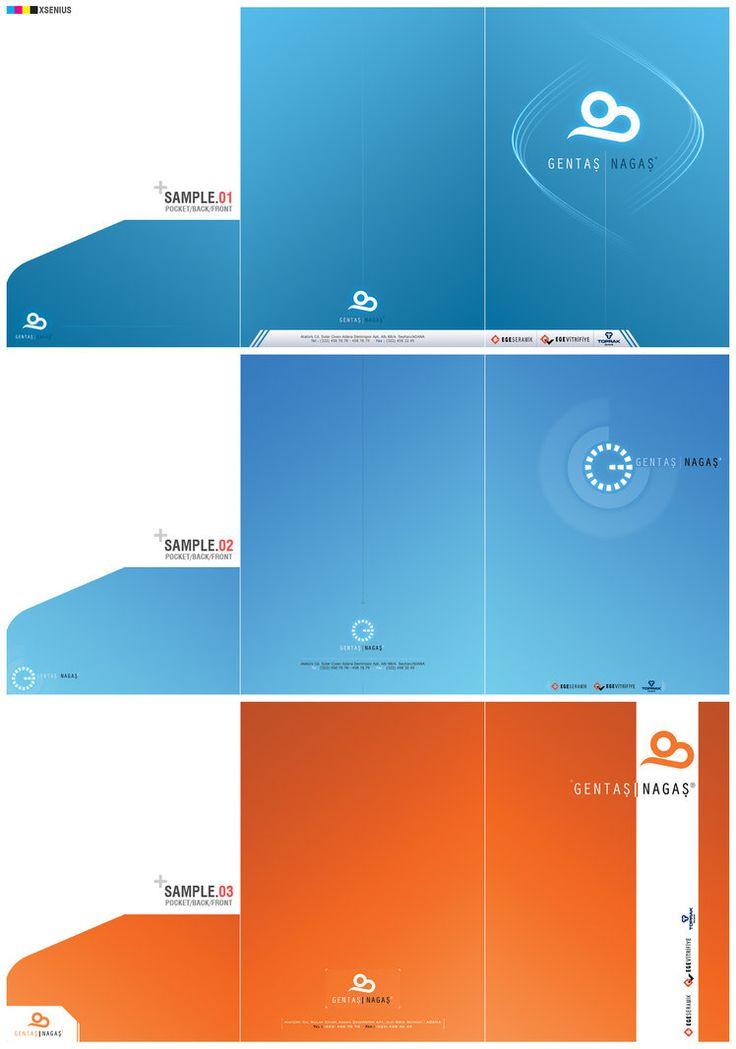 58 best Folder Template images on Pinterest Packaging, Folder - resume folder