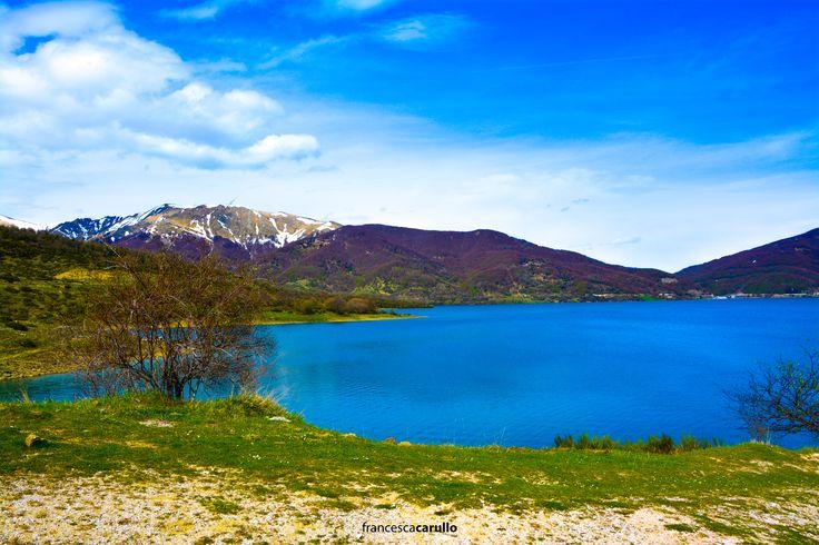 Lago di Campotosto, Abruzzo_Francesca Carullo